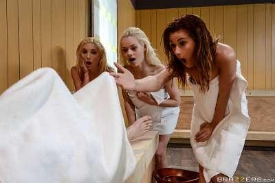 Teen Honey Trap Alaina Dawson, Elsa Jean, Piper Perri