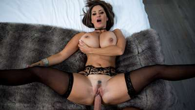 Ava Addams Rent-A-Pornstar: The Lonely Bachelor