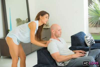 August Ames in HDLove