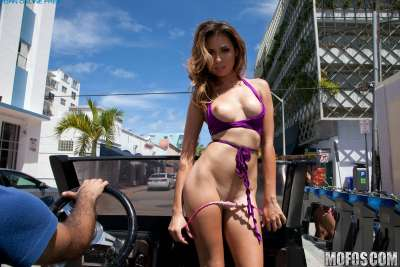 Melissa Moore and Her Back Alley Sextape