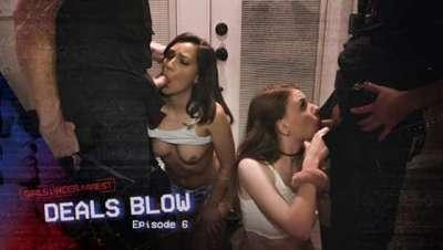 Alex Blake, Jaye Summers S01E06 / Deals Blow