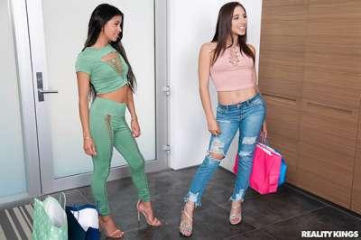 Veronica Rodriguez, Abella Danger Vrod Gets Dangerass