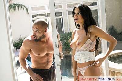 Anissa Kate & Karlo Karrera in My Wife's Hot Friend