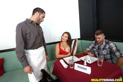 Dani Daniels – Tip The Waiter