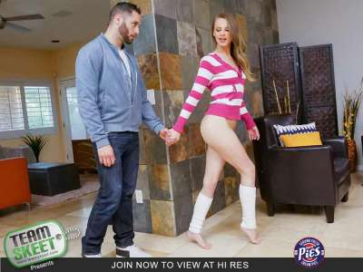 Jillian Janson – False Pregnancy Leads To True Creampie