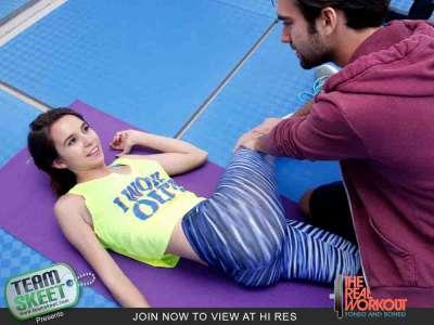 Cece Capella – Cum Squeeze Workout