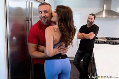 Busting A Nut In The Bride Adria Rae