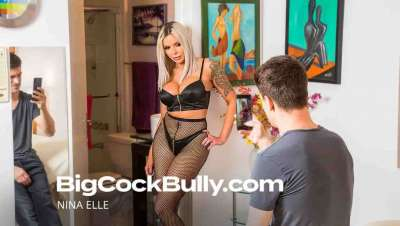 Nina Elle Gets fucked by her son's bully
