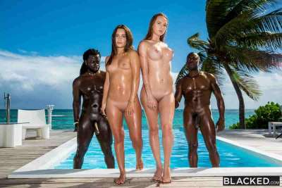 Blacked – Living In The Moment