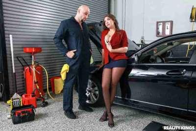 Cassidy Banks, My Mechanic Fucked My Wife