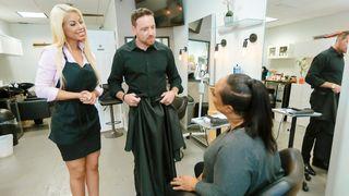 Milf – Hammering The Hair Salon Don