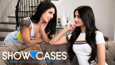 Gina Valentina, Eliza Ibarra Showcase Gina Valentina