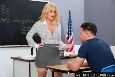 Naughtyamerica – My First Sex Teacher – Savannah Bond, Seth Gamble