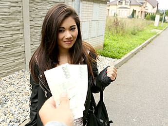 Publicagent – Asian Cutie Fucked by a Stranger