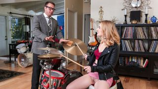 Abby Adams – Pound Her Drums