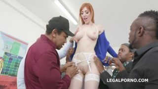 Lauren Phillips gets Mike with Big Gapes, Submission and Crempie