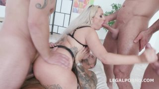 Fucking Wet Beer Festival with Louse Lee Balls Deep Anal