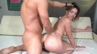 Anal Casting Jay Moon first time anal