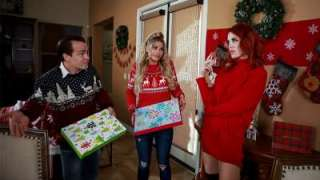 Horny For The Holidays: Part 1 Jessa Rhodes & Molly Stewart