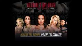 Brazzers Valentines Day Affair