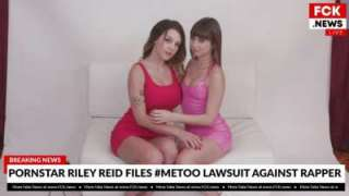 Riley Reid, Gabbie Carter Get Casted In A Dirty Porno Scandal