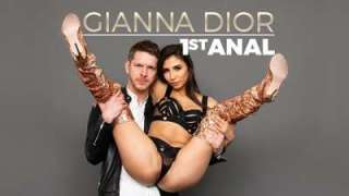 EvilAngel Gianna Dior First Anal