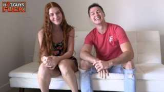 Mason Skyy Lays Down The Long Dick On Redhead Jane Rogers