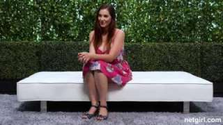 NetGirl – Lillian – Trying Him Out
