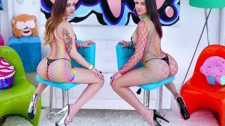 Nympho – Sera Ryder, Kylie Rocket Slutty Duo
