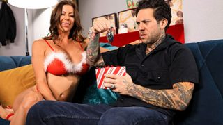 Alexis Fawx: All I Want For Christmas Is Dick