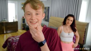A Surprise For His Stepmom Jessica Ryan Brazzers