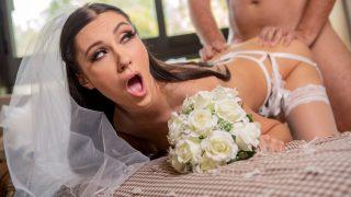 Runaway Bride Needs Dick Jazmin Luv Brazzers